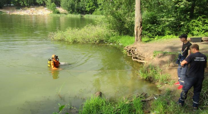 47-летний житель Саранска утонул в Лесном озере в десяти метрах от берега