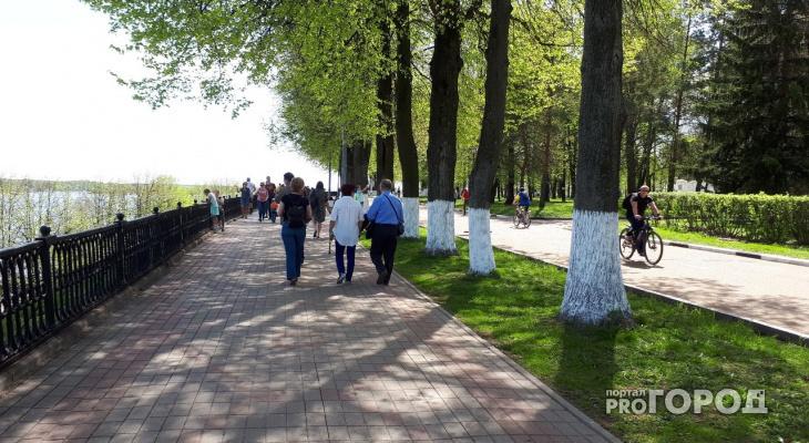 Синоптики рассказали, какая погода будет в Саранске в эти выходные