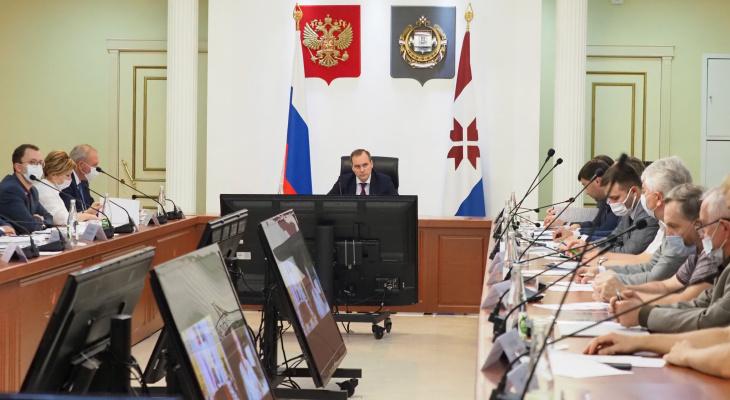 В Саранске обсудили концепцию застройки двух новых микрорайонов