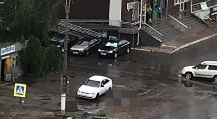 В МВД Мордовии прокомментировали ситуацию с телом мужчины в луже