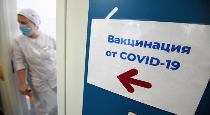 19 июля в Саранске на Мордовской и на Бибиной работают два мобильных пункта вакцинации