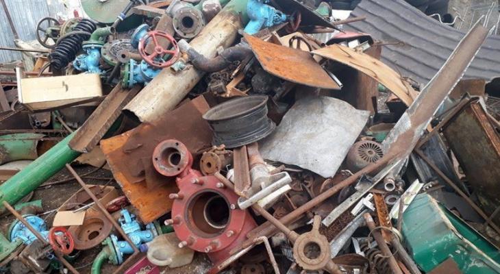 Житель Ковылкино благодаря помощи прохожего украл две тонны лома с приусадебного участка