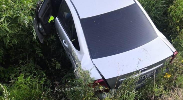 40-летний водитель Ford Focus разбился насмерть на улице Зои Космодемьянской в Рузаевке