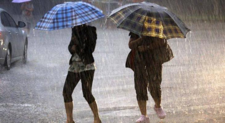 20 июля в Мордовии будет облачно, пройдут дожди и грозы, с утра поднимется сильный ветер