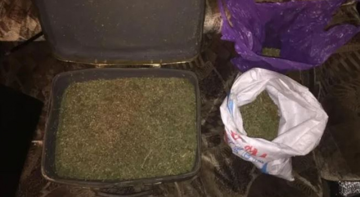 В Мордовии мужчину осудили за хранение 8 кг марихуаны для личного употребления