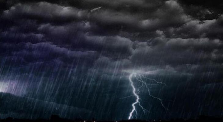 21 июля в Саранске объявлено оперативное предупреждение из-за ливней с грозами