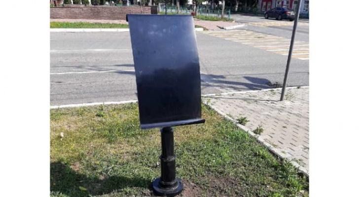 На улицах Саранска появились неопознанные объекты, жители пытали угадать их предназначение