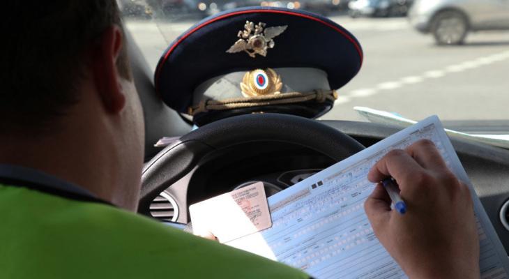Житель Мордовии укусил инспектора ДПС, за что его осудили на 1 год условно