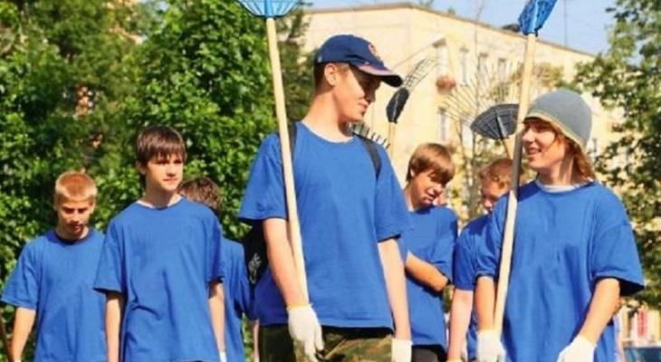 В Мордовии создали три тысячи рабочих мест для подростков в рамках акции «Трудовое лето»