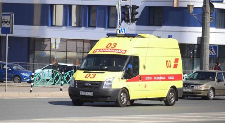 В Ковылкинском районе Мордовии 16-летний подросток на мотоцикле устроил аварию