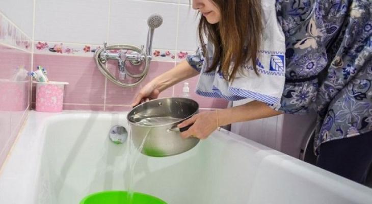 В Рузаевке отключат горячую воду с 26 июля до 1 августа