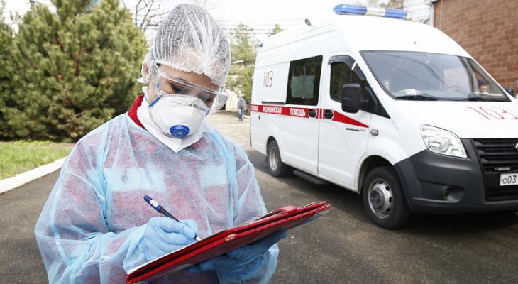 За неделю больницы Мордовии приняли 660 человек, заболевших COVID-19