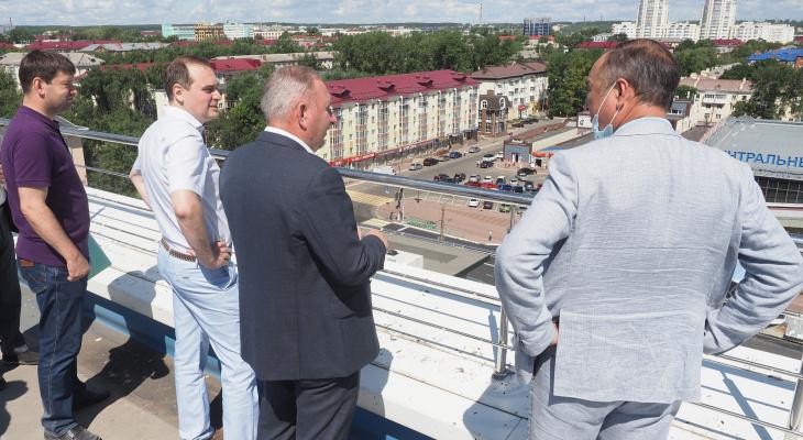 Артем Здунов на строительстве «Саранск Арены»: «Должен быть четкий план на каждый день!»