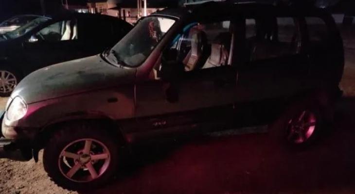 В Ромодановском районе Мордовии двое 18-летних водителей попали в ДТП, пассажир пострадал
