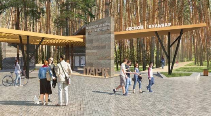Глава Темниковского района Мордовии предложил подзаработать на благоустройстве парка
