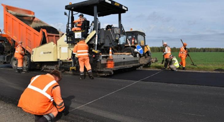 В Мордовии отремонтировали  31 километр федеральных автодорог