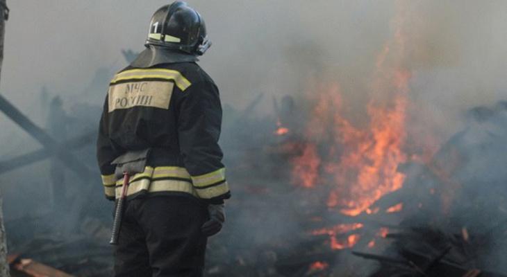 Житель села Паракино погиб в горящем доме