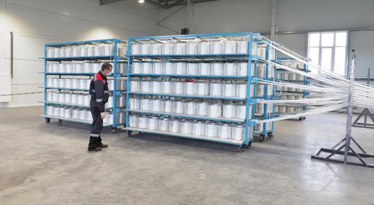 В Мордовии состоялся технический запуск завода по производству конструкционных композитов