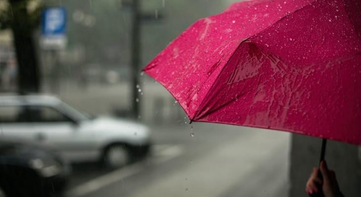 Рабочая неделя в Мордовии начнется с дождя и похолодания