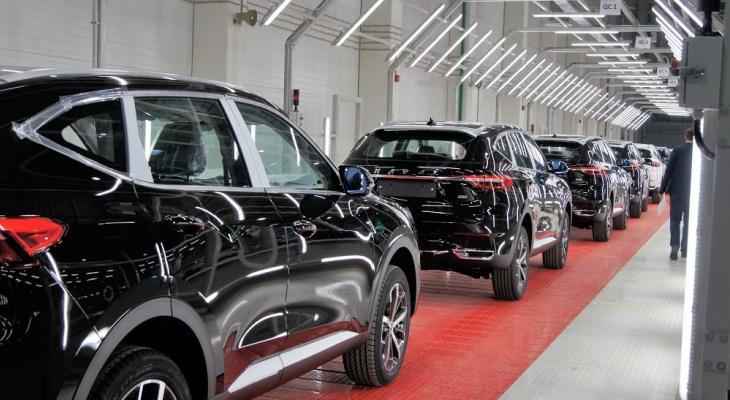 Жители Мордовии смогут купить автомобили HAVAL с подключенным интернетом вещей