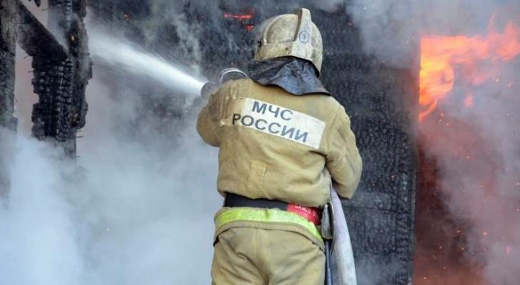 В Зубово-Полянском районе Мордовии горела баня