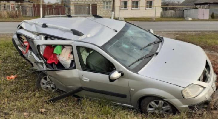 В Мордовии столкнулись две «Лады»: есть пострадавшие