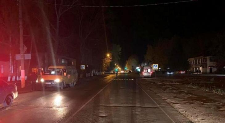 Водитель маршрутки в Мордовии совершил наезд на 64-летнюю женщину