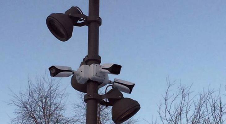 В 2021 году количество камер городского видеонаблюдения, установленных «Ростелекомом», превысило 350 тыс.